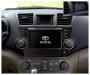 Штатная магнитола для Toyota Highlander FlyAudio E7548