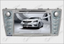 Штатная магнитола для Toyota Camry DVM-1720G HDi