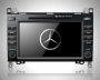 Штатная магнитола для Mercedes Sprinter,Viano,Vito PMS MBC-8053