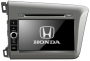 Штатная магнитола для Honda Civic 4D 2012 PMS HCV-7510