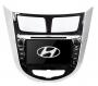 Штатная магнитола для Hyundai Accent PMS HAC-7520