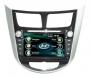 Штатная магнитола для Hyundai Accent 2011 Roadrover