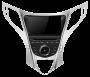 Штатная магнитола Hyundai Grandeur P57050