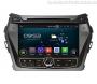 Штатная магнитола Hyundai Santa Fe ix45 Incar AHR-2483 Android