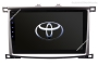 Штатная магнитола Toyota LC 100  Mignova TLC-7803 Android