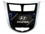 Штатная магнитола Hyundai Accent 2011+ Mignova HAC-8811