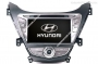 Штатная магнитола Hyundai Elantra Mignova HEL-8810