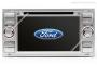 Штатная магнитола Ford Fiesta 2001-2009 Mignova FKU-8809s Silver