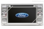 Штатная магнитола Ford Fusion 2002-05 Mignova FKU-8809s Silver