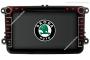 Штатная магнитола Skoda Roomster Mignova VPA-8810 Android