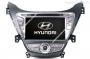 Штатная магнитола Hyundai Elantra 2010-13 Mignova HEL-8810s