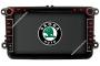 Штатная магнитола Skoda Roomster Mignova VPA-8810s Android