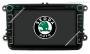 Штатная магнитола Skoda Octavia A5 Mignova VPA-8810s Android